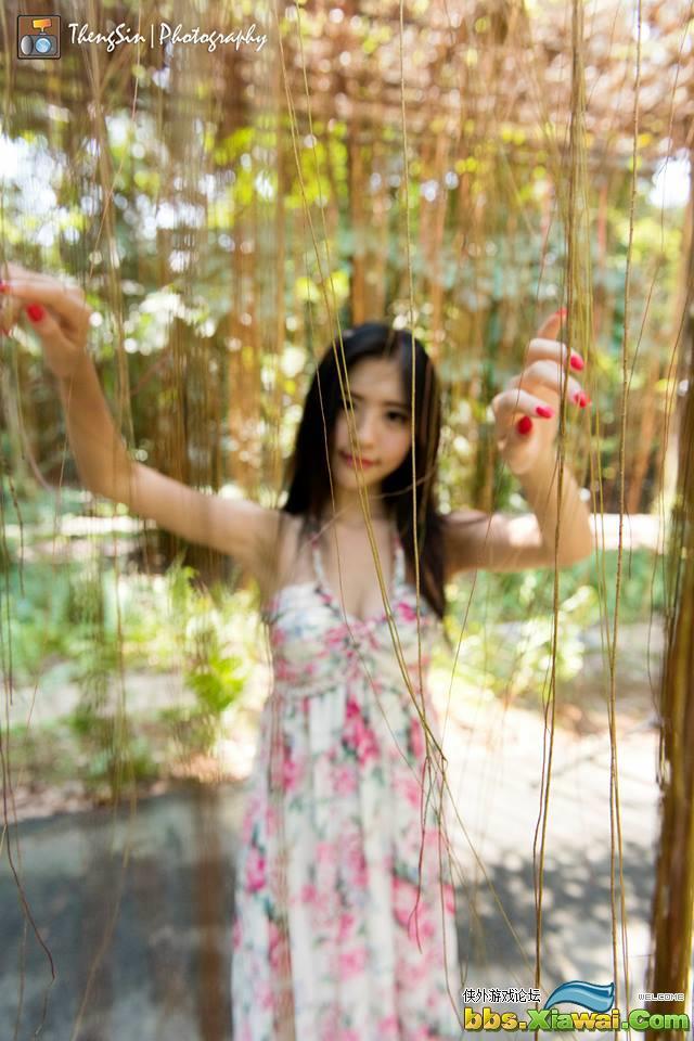 Chong Anqi- 清新可人的大马小姐