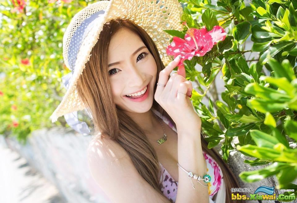 Nikki小嬺(汪茹怡)- 冲绳旅拍写真