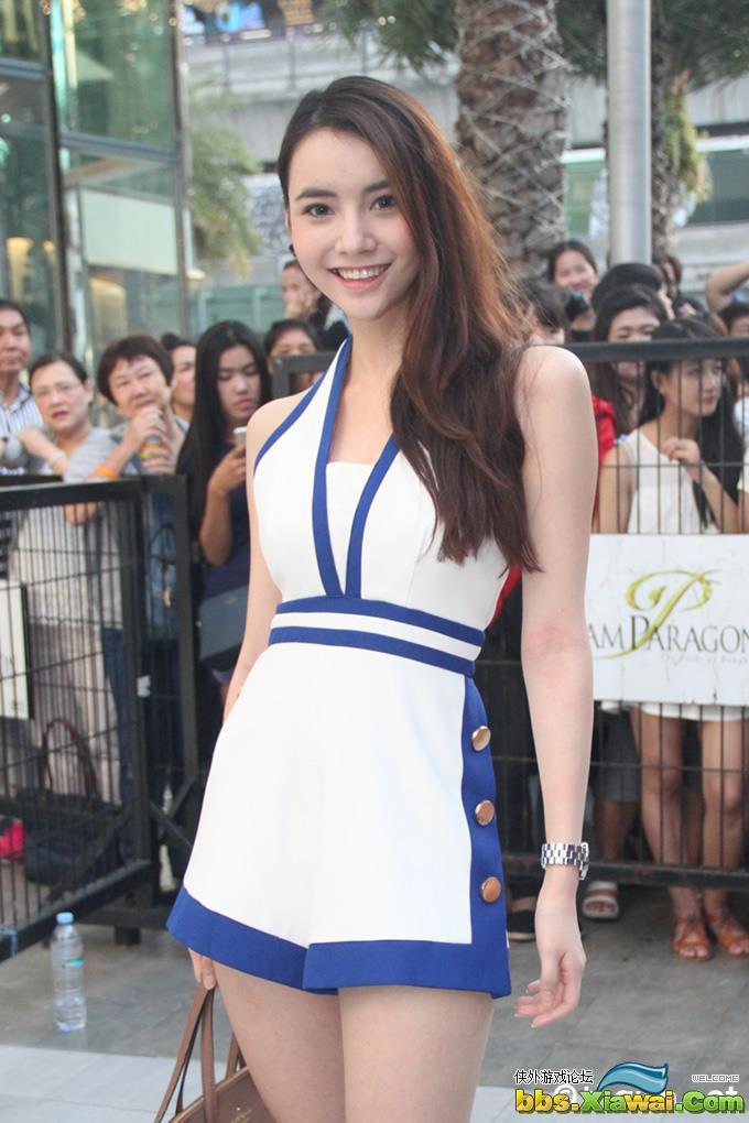 Mookda Narinrak- 泰国妙龄小姐冠军