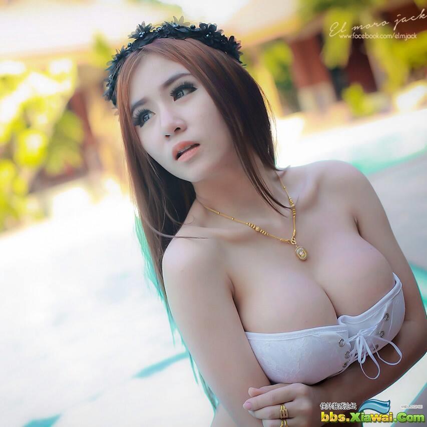 魏朱达(Wichooda Cheuychom)- 泰国美女私房写真