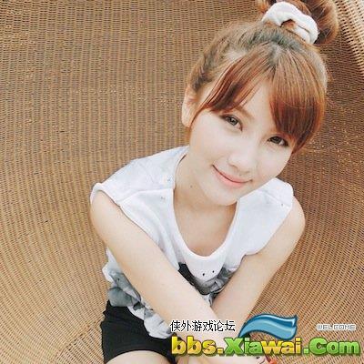 Ample(Chanidapha Phongphutthachart)- 脸蛋零死角的甜美正妹