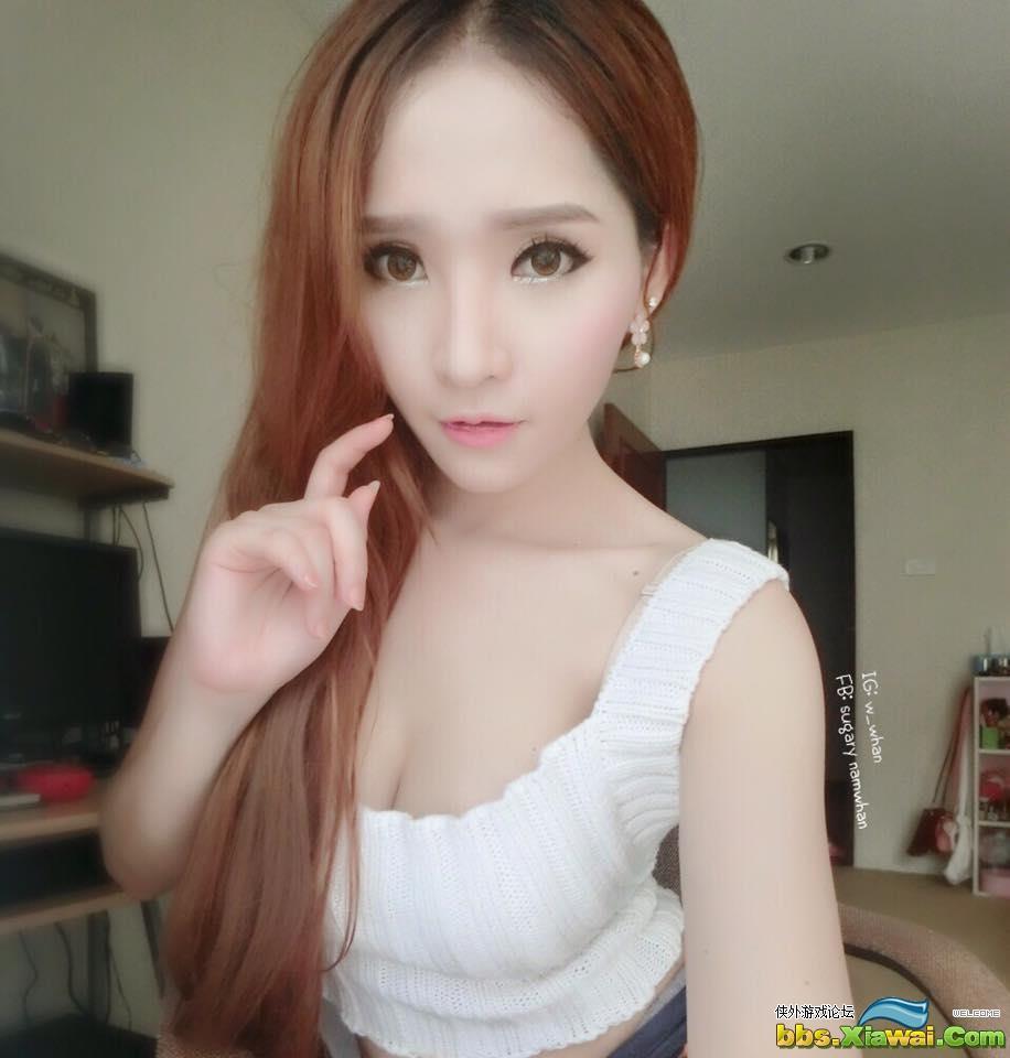 Sugary Namwhan- 泰国最美校花女神