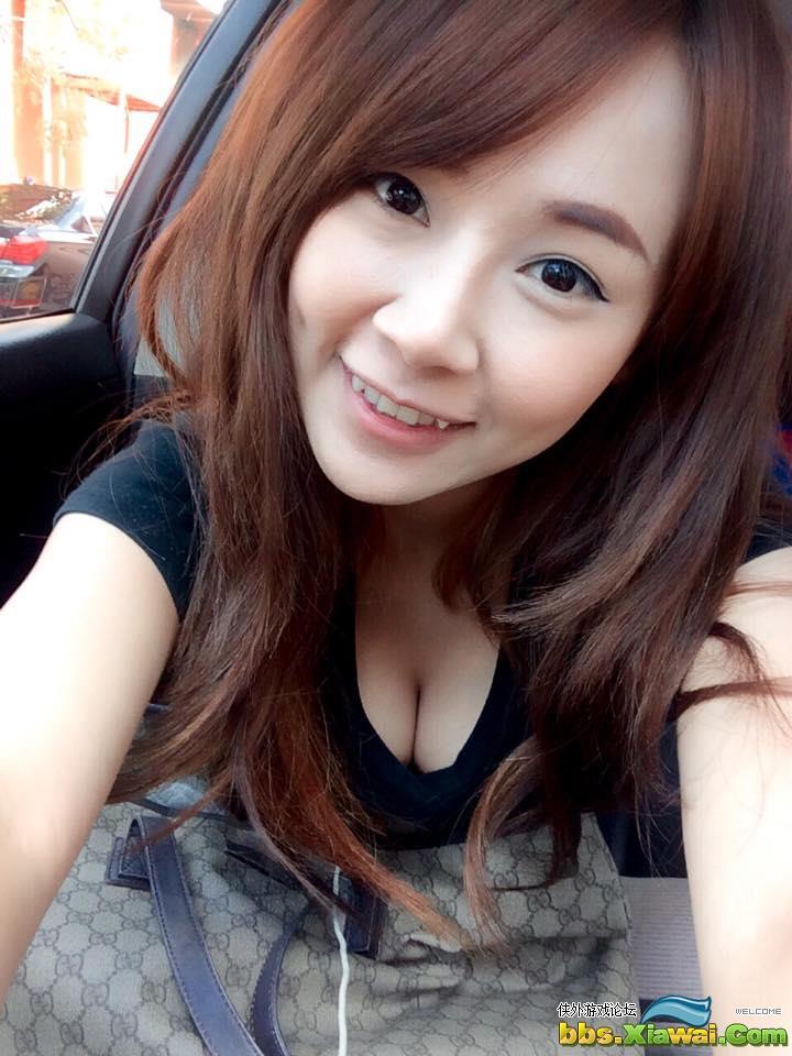 Munkaw Chaos Girl-泰国当红美女自拍照