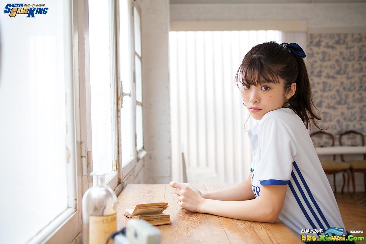 马场富美加- Soccer Game King / 2017