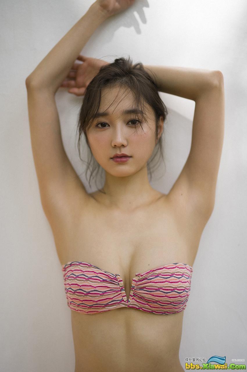 铃木友菜-  [WPB-net] No.215 なんだこりゃ、天使すぎる!